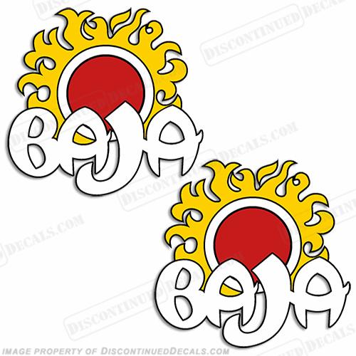 baja boat logo sun decal  set of 2 sea doo logo images logo sea doo png